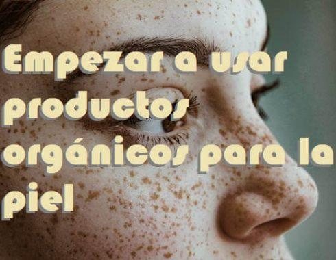 productos organnicos
